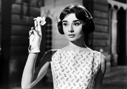 Audrey Hepburn, jouant Arianne dans « Love in the Afternoon »
